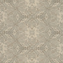 Seychelles Gold Medallion Wallpaper