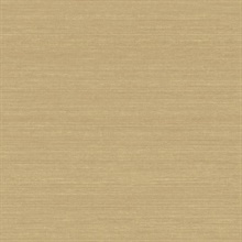 Shalene Brown Faux Silk Fabric Wallpaper