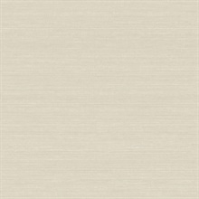 Shalene Grey Faux Silk Fabric Wallpaper