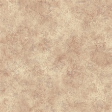 Shay Red Scroll Texture Wallpaper