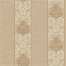Silky Damask Stripe
