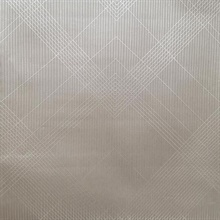 Silver Jazz Age Textured 3D Geometric