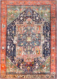 SKR2301 Silk road - Area Rug