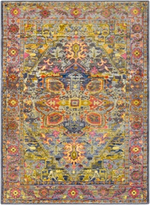 SKR2305 Silk road - Area Rug