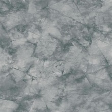Slate Blue Pressed Petioles Wallpaper