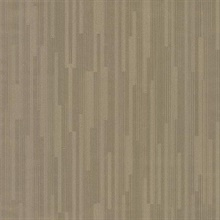 Soft Gold Vertical Plumb Wallpaper