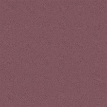 Speckle Faux Tweed Plum Wallpaper