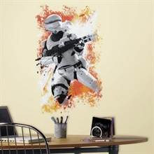 Star Wars Flametrooper Giant Wall Graphic