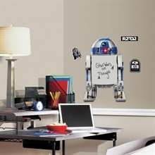 Star Wars R2-D2 Dry Erase Giant Wall Decals