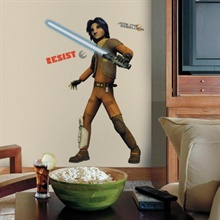 Star Wars Rebels Ezra Giant Wall Decals