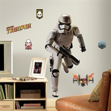Star Wars: The Force Awakens Stormtrooper Giant Wall Decals