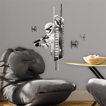Star Wars: The Force Awakens StormTrooper Wall Decals