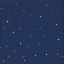 Starfleet Navy Blue Stars Wallpaper