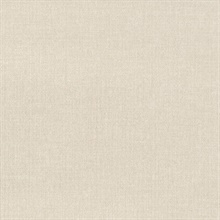 Sutton Taupe Woven Texture Wallpaper