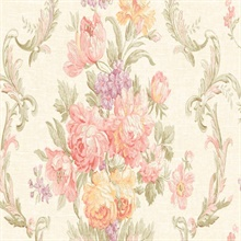 Sycamore Floral Damask