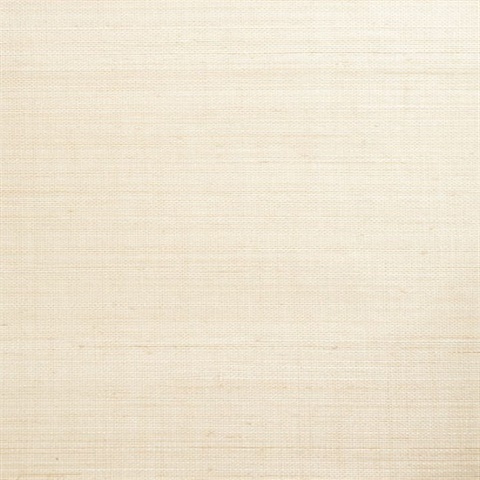 Sying Cream Grasscloth