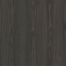 Tanice Black Faux Wood Texture