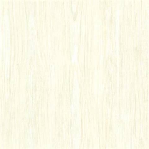 Hzn43051 Tanice Cream Faux Wood Texture Wallpaper