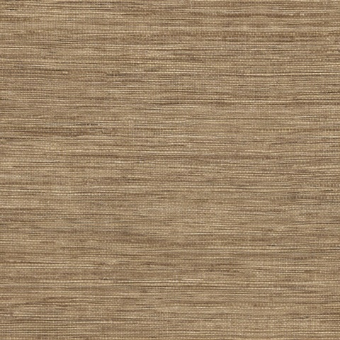 Tapis Light Brown Faux Grasscloth