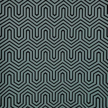 Teal Felt Textured Labyrinth Wallpaper