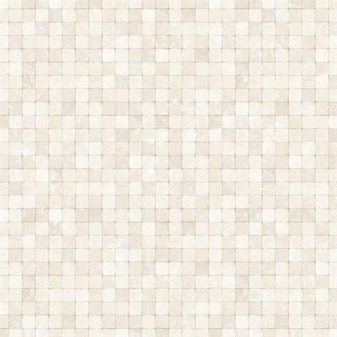 Textured Tiles Wallpaper