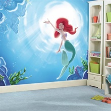 The Little Mermaid Part of Your World XL Wallpaper Mural