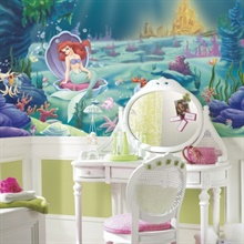 The Little Mermaid XL Wallpaper Mural