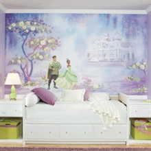 The Princess and The Frog XL Wallpaper Mural