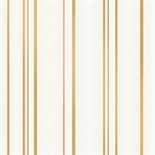 Thierry Gold Stripe