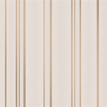 Thierry Rose Gold Stripe