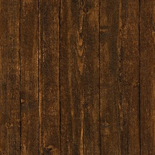 Timber Dark Brown Wood Panel