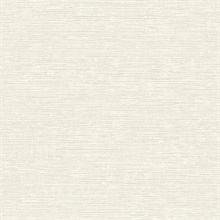 Tiverton Bone Neutral Faux Grasscloth Wallpaper