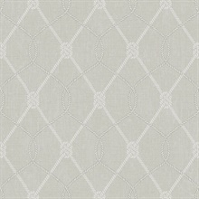Tradewinds Grey Trellis