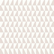 Trapez Blush Geometric