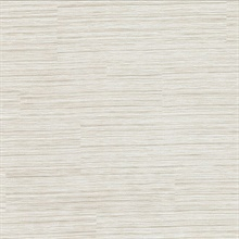 Tyrell Bone Faux Grasscloth