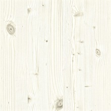 Uinta White Wooden Planks