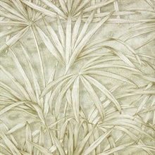 Veneto Ivory Palm Tree Wallpaper