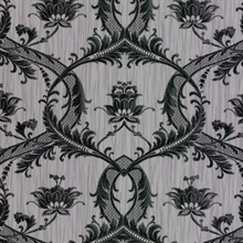 Vignole Grey Damask