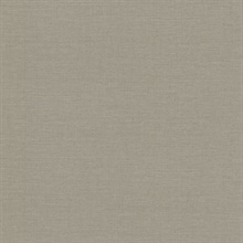 Webb Pewter Texture Wallpaper