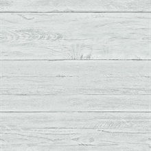 White Washed Boards Aqua Shiplap