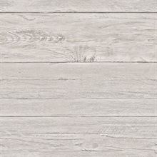 White Washed Boards Grey Shiplap