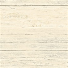 White Washed Boards Honey Shiplap
