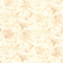 Whitney Beige Watercolour Floral