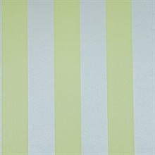 Wide Stripe Lime & Pearl