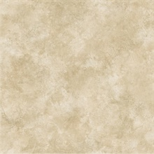 Willow Wheat Faux Parchment Texture Wallpaper