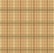 Yellow Sunny Plaid Wallpaper
