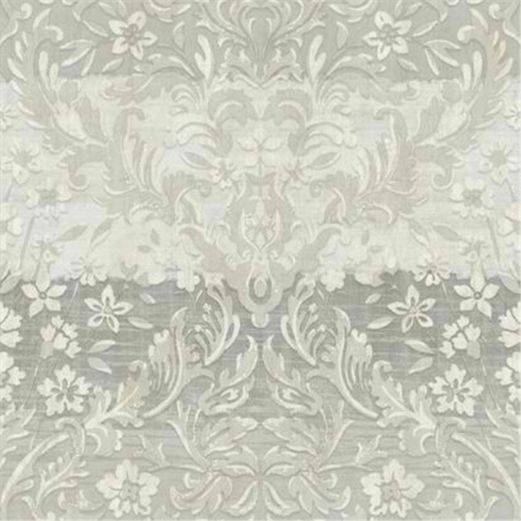 Ve7064 Zara Damask Wallpaper Boulevard