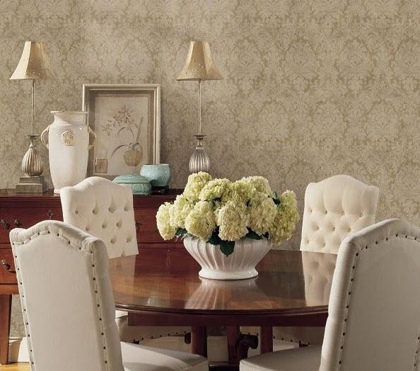 Wallpaper Ideas For The Dining Room, Dining Room Wallpaper Ideas