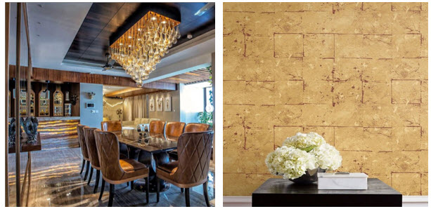 Dining Room Wallpaper Ideas and Trends